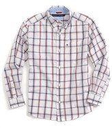 Tommy Hilfiger Runway Of Dreams Plaid Shirt