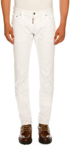 DSQUARED2 Slim-Fit Denim Jeans