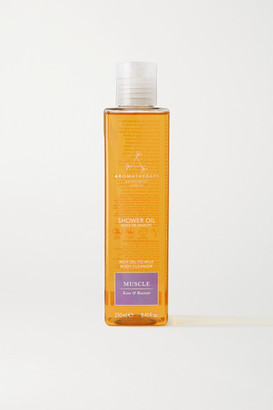Aromatherapy Associates De-stress Muscle Shower Oil, 250ml