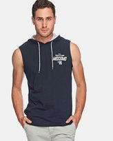 Mossimo Cardinal Hooded Muscle