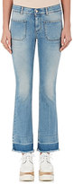 Stella McCartney Women's Released-Hem Flared Jeans