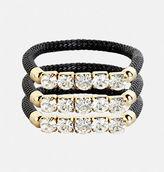 Avenue Mesh Stone Bracelet Set