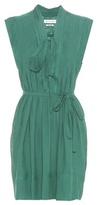 Etoile Isabel Marant Isabel Marant, Étoile Karen cotton-blend dress