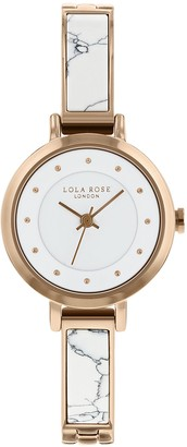 Lola Rose Womens Analogue Classic Quartz Watch with Stainless Steel Strap LR4042