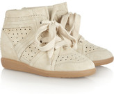 Isabel Marant The Bobby suede sneakers