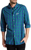 Barbour Nevada Plaid Long Sleeve Tailored Fit Shirt