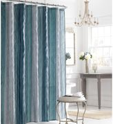 Manor Hill Sierra Shower Curtain in Blue