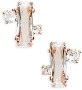 Ted Baker Women's Bria Baguette Cluster Earrings