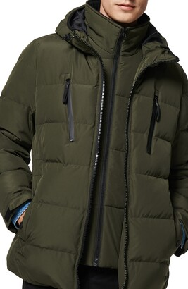 Andrew Marc Montrose Water Resistant Quilted Coat