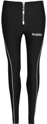 GUESS Zip Legging Ld11