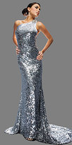 Sequined Dresses by Tony Bowls Evenings
