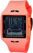 Vestal Unisex BRG026 Brig Digital Display Quartz Orange Watch