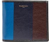 Balenciaga Bazar bi-fold leather wallet