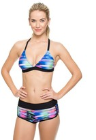 Next Turn Up The Tempo Barre Racerback Sport Bra
