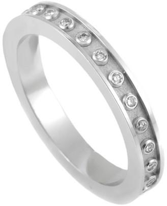 Carrera Y Mi Princesa 18K 0.18 Ct. Tw. Diamond Ring With Original Box