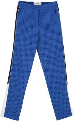 Pinko Venale Side Stripes Lace Trousers