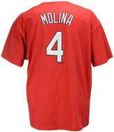 Majestic Men's Big and Tall Yadier Molina St. Louis Cardinals T-Shirt