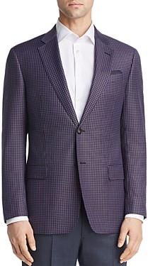 Giorgio Armani Emporio Virgin Wool Regular Fit Tailored Jacket