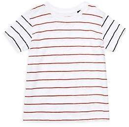 ATM Anthony Thomas Melillo Little Kid's Striped Jersey Tee