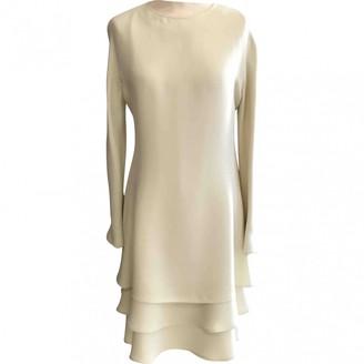 Genny Beige Dress for Women