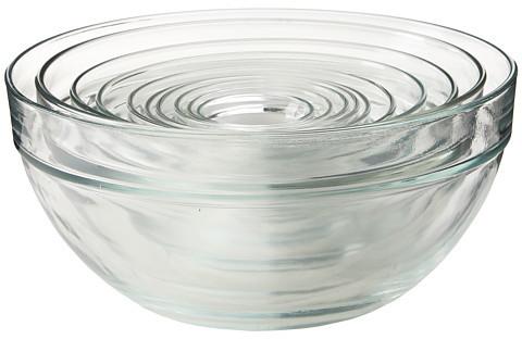 Artland 10 Piece Glass Mixing Bowl Set