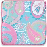 My Baby Sam Pixie Baby Throw Pillow in Aqua