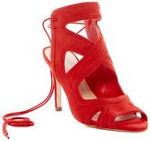 Loeffler Randall Leila Wraparound Lace Sandal