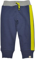 Burt's Bees Baby French Terry Cuff Pants (Toddler/Kid) - Blue Smoke-2T