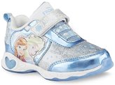 Disney Girl's Frozen Anna Elsa Light Up Shoes