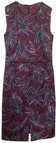 HUGO BOSS Purple Dress for Women
