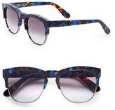 Wildfox Couture 51MM Club Fox Wayfarer Sunglasses