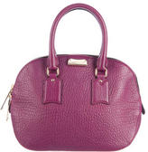 Burberry Heritage Small Orchard Satchel