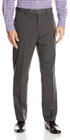 Tommy Hilfiger Men's Gaines Dark-Grey Twill Dress Pant