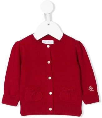 Ralph Lauren Kids long-sleeve buttoned cardigan