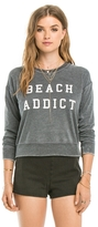 Amuse Society Beach Addict Sweatshirt