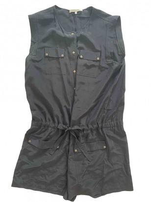 Gerard Darel Black Silk Jumpsuit for Women