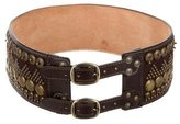 Etro Embellished Waist Belt
