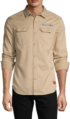 Superdry Rookie Edition Textured Shirt