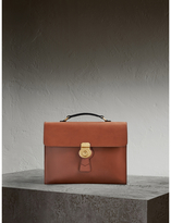 Burberry The Large Dk88 Document Case, Brown