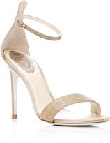 Rene Caovilla M'O Exclusive: Stiletto Sandal