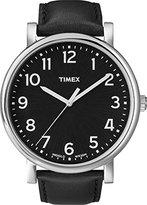 Timex Originals Men's Originals T2N339 Leather Quartz Watch