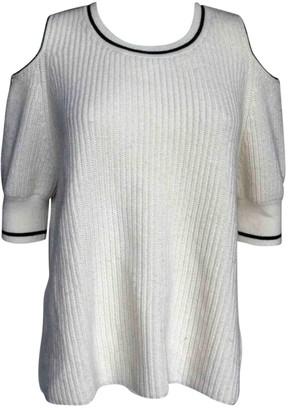 Zoe Jordan White Cashmere Knitwear for Women