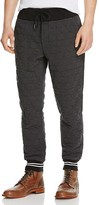 Moncler Quilted Hookup Jogger Pants