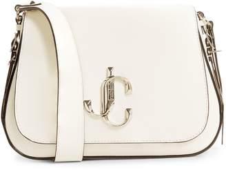 Jimmy Choo Leather Varenne Shoulder Bag