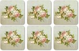 Pimpernel Antique Roses Coasters (Set of 6)