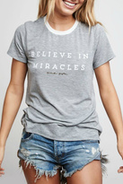 Spiritual Gangster Believe In Miracles Top