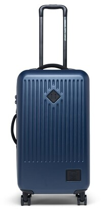 Herschel Hard Shell Suitcase Navy