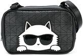 Karl Lagerfeld Cat appliqué shoulder bag