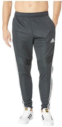 adidas Tiro '19 Pants (Dark Grey/White) Men's Workout
