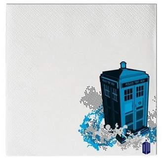 Doctor Who Seven20 TARDIS Anthony Dry Napkin Set